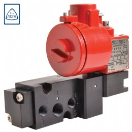 Pneumatrol�s core product range of hazardous area solenoids is available with various international approvals including ATEX, FM, CSA, UL and GOST-R.