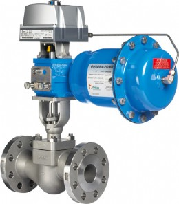 The deliveries will include hundreds of Metso's Neles Globe control and on-off valves