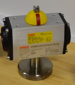 The Rotork GT rack and pinion actuator range has been manufactured and developed since 1963.