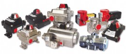 Alpha Controls will exhibit flameproof product ranges ALV Solenoid Valves and ALS Switch Boxes at Offshore Europe 2015