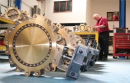 The British Valve Industry is blessed with a number of high quality manufacturers (picture courtesy of Hobbs Valve)