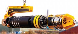 First Subsea�s PRT featured valves supplied by Heap & Partners
