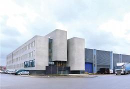 Mokveld HQ, Gouda, The Netherlands