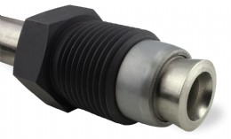 Parker�s new flared cone connection (FCC) technology is designed for working pressures as high as 22,500 PSI