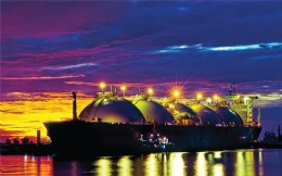 The changes in the LNG market have led to increased tank sizes