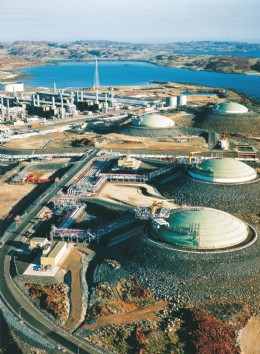 WA Gas Refinery