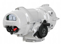The new Rotork IQT electric actuator brings the advanced functionality and asset management capabilities