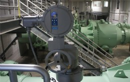The SIPOS HiMod actuator is selected by San Diego County Water Authority.