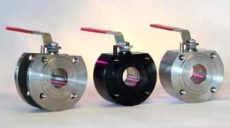 New Techseal wafer-bodied ball valves – cast and bar stock