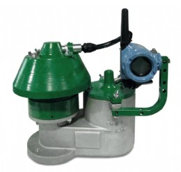 Enardo 850/950 series of wirelessly monitored pressure vacuum relief valves.