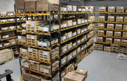 LK Valves & Controls warehouse in Liverpool has in excess of £450k stock inventory for immediate same day dispatch
