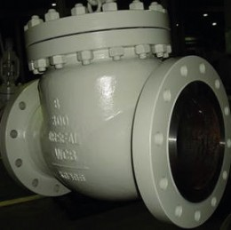 Reduced bore valve with pneumatic actuator