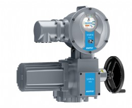 AUMA's SIPOS SEVEN actuators feature animated colour screens for ease of operation and attract substantial Capital Allowances for their energy efficiency.