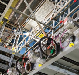 AUMA drive units can be up to 100m away, and may be in difficult, confined or hazardous areas.