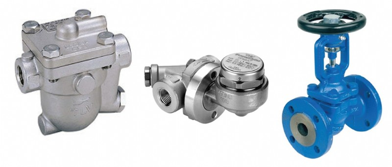 Flowstar, a leading supplier of Safety, Relief and Reducing Valves now also stocks TLV Steam traps and TLV Steam Globe Valves to complement their TLV Steam Reducing valves.