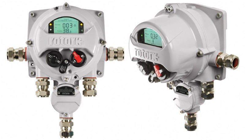The Rotork ELB continuously monitors upstream and downstream pipeline pressure dynamics to provide early detection of pipeline breaks and initiate automatic valve actuator movement to an emergency position.
