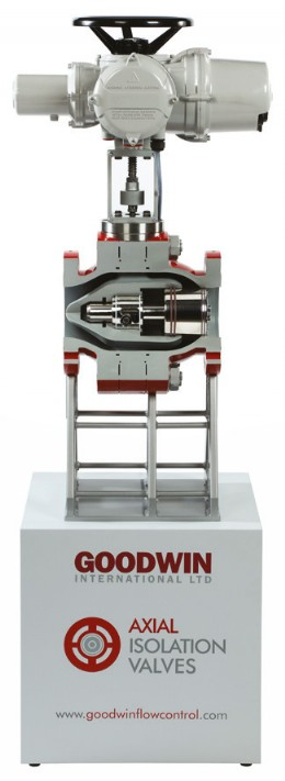Goodwin Launches Flow Control Division