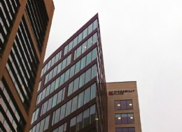 ATI Europe Ltd�s new office located in Piccadilly Place, Manchester