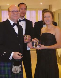 Elizabeth's no stranger to awards