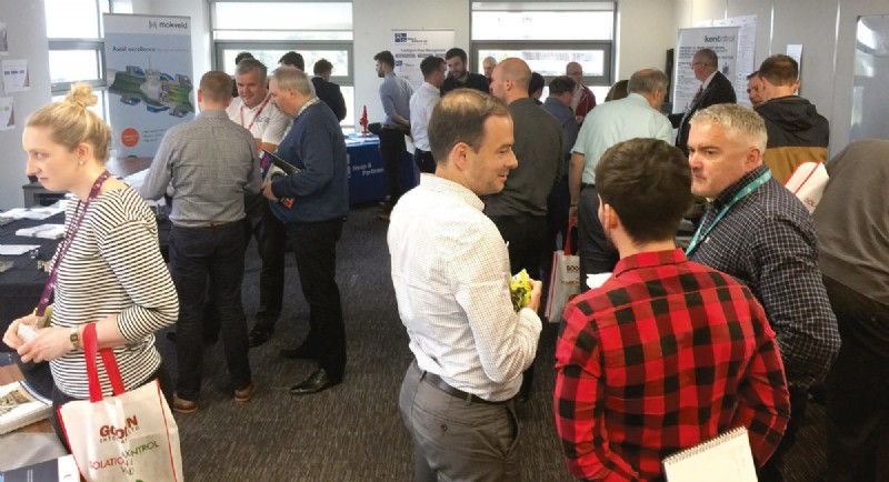 A very busy AmecFW desktop event at City View