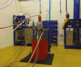 �� 15K Rotary Gate valve in R&D testing