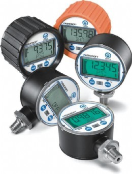 DG25: digital pressure gauge