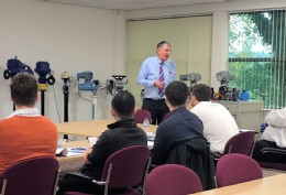 Valves: Advanced Level Course at BVAA HQ Banbury with