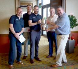 Golf Winners 2017 - HSP & Severn