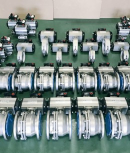Actuated valves is Allvalves specialty