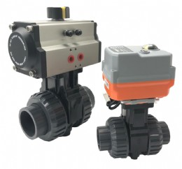 Actuated Cepex valves available from All Valves