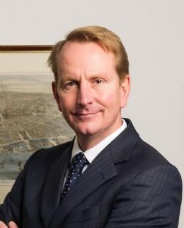 David Millar, Outgoing Chairman