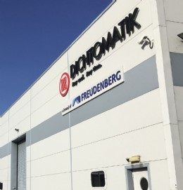 Dichtomatik UK�s purpose built, fully automated warehouse in Derby will provide the full range of Freudenberg food and beverage sealing solutions for the UK market.