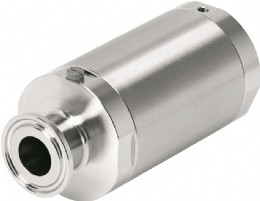The durable, energy efficient, easy to service, and flexible VZQA pinch valve