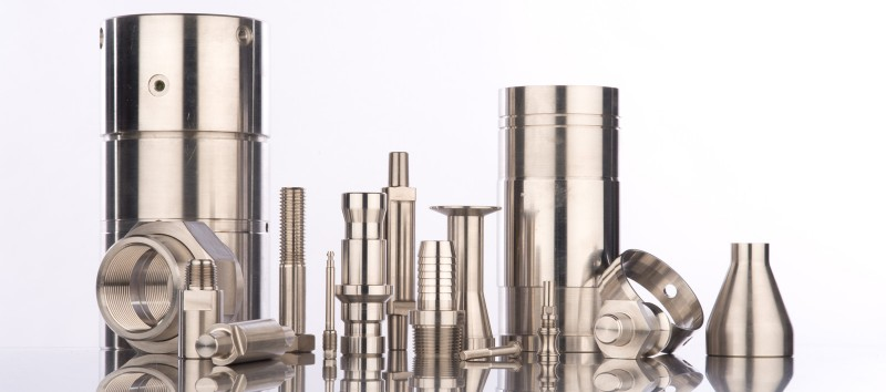 Examples of machined components supplied by NeoNickel