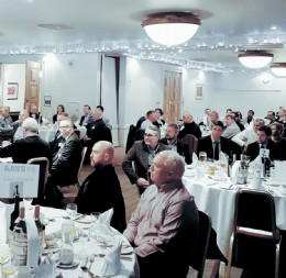 Regional Dinner, Holiday Inn, Brighouse