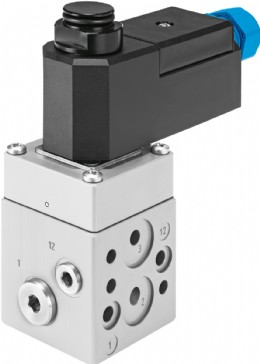 Festo offers numerous products for safety-related systems,