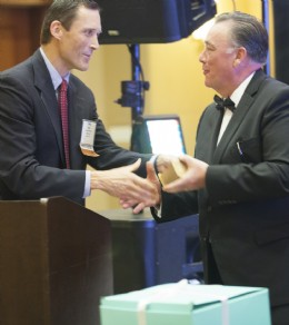 PBM�s Mark Nahorski (left) elected VMA Chairman