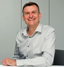 Paul Slaughter, Managing Director, Actuated Solutions Ltd