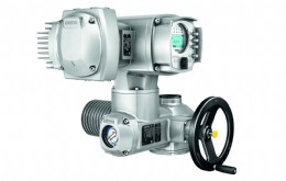 AUMA�s new SAVEx and SARVEx variable speed actuators combine accurate setpoint control with mechanically gentle valve operation.