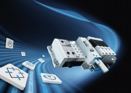 The brand-new Festo Motion Terminal VTEM catapults the pneumatics into the age of Industry 4.0 � and, for example, permits the opening and closing of process valves with different pressure levels using software apps.