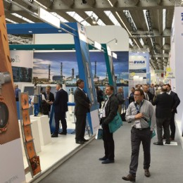 Achema 2018 - An exhibition of two halves