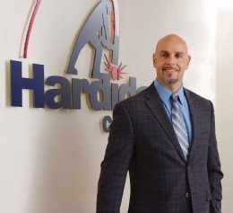 Mark Hanania, Business Development Engineer, Hardide Coatings