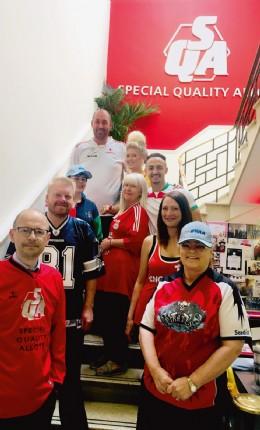 Special Quality Alloys team