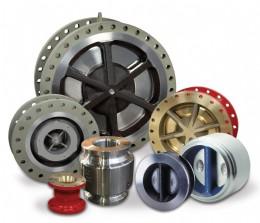 Goodwin Dual Plate & Axial Non Slam Check valves