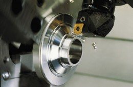 Machining from hollow bar can significantly increase productivity