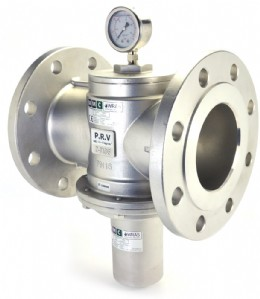 "4"" DN100 Stainless Steel WRAS Pressure Reducing Valve"