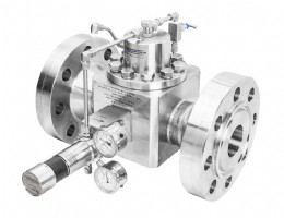 Pressure Tech�s new 200kg BP-HF211H back pressure regulator