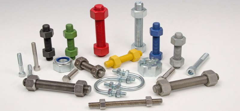 Quality assured studbolts and fasteners