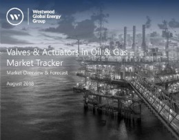 Westwood Global Energy Market Tracker in Partnership with the BVAA
