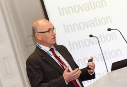 Professor Roger Bromley on innovation